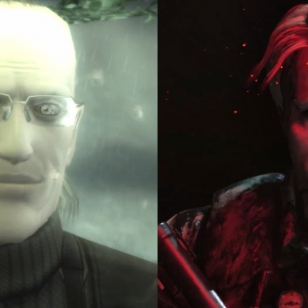 The Sorrow Mads Mikkelsen Metal Gear Solid Death Stranding