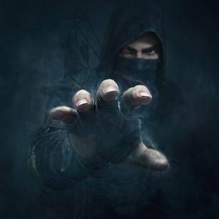 Thief kansi taide hiippailu