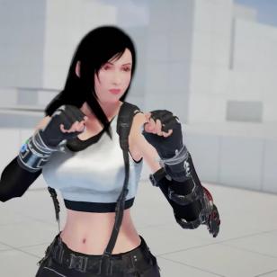 Tifa Tekken 7 modi