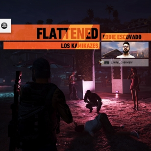 Tom Clancy's Ghost Recon® Wildlands Narco Road
