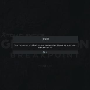 Ghost Recon Breakpoint - Tuttu näky suspendista palatessa