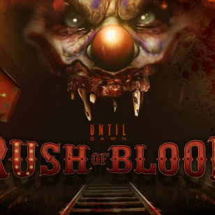 Until Dawn Rush of Blood -tausta