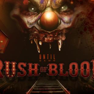 Until Dawn Rush of Blood -tausta