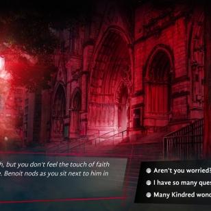 Vampire The Masquerade – Coteries of New York