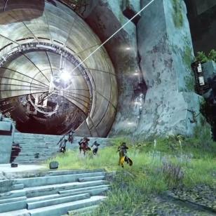 Vault of Glassin sisäänkäynti aukeaa