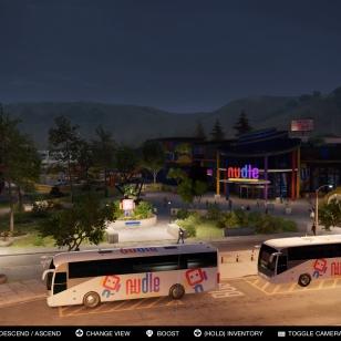 WATCH_DOGS 2 - Hakujätin työntekijöille on omat bussikuljetukset