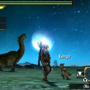 Monster Hunter Generations Felyne Kengu