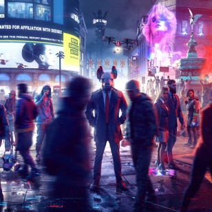 Watch Dogs Legion possumies