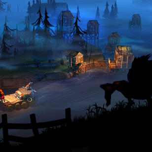 The Flame in the Flood Susi