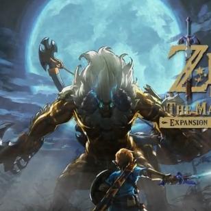 Zelda Breath of the Wild DLC-paketti The Master Trials