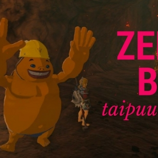 Zelda taipuu moneen Breath of the Wild