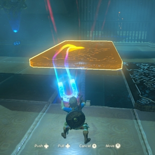 The Legend of Zelda: Breath of the Wild magneetti