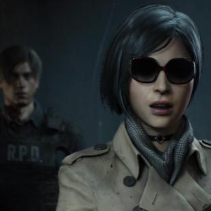 Resident Evil 2 Ada Wong uusioversio