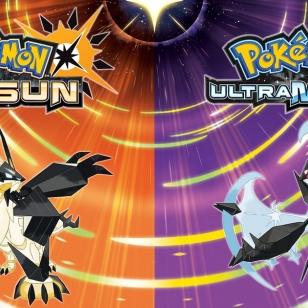 Pokémon Ultra Sun ja Ultra Moon