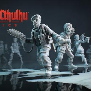 Achtung! Cthulhu Tactics Review Arvostelu