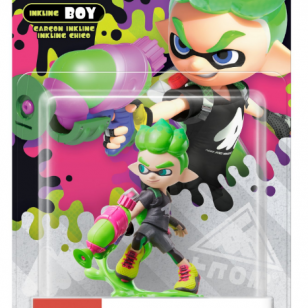 Splatoon 2: Amiibo