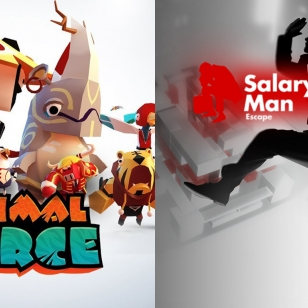 animal-forces-salary-man-escape