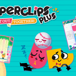 Snipperclips Plus: Cut it Out Together! kansikuva