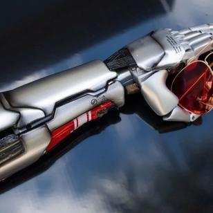 Cyberpunk 2077 bionic hand