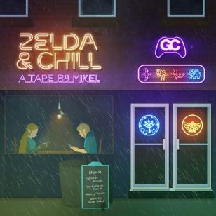 Zelda & Chill -albumi hip hop musiikki