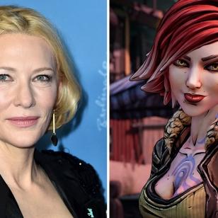 Cate Blanchett Lilith Borderlands