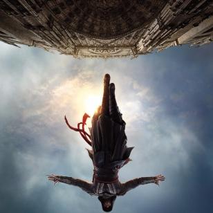 Assassin's Creed elokuva juliste