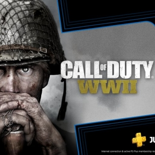 Call of Duty: WWII PS Plus kesäkuu 2020