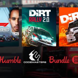 Humble Bundle Codemasters 2020