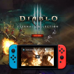 Diablo III Eternal Collection Nintendo Switch Review