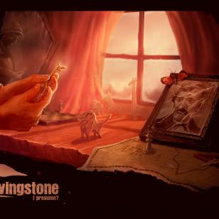 Dr Livingstone, I Presume?