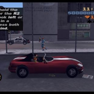 GTA III:ssa autoillaankin