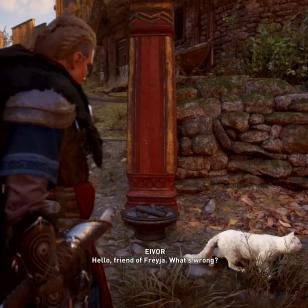 Valhalla kissa