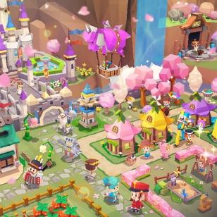 fantasy town gamigo