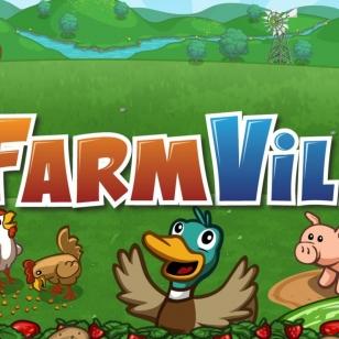 Farmville Zynga Facebook-peli