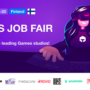 finland games job fair