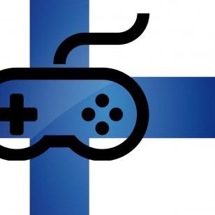 Finland Suomi lippu