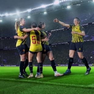 Football Manager saa naisten liigat