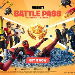 Fortnite season 2 chapter 2 Top Secret Battle Pass