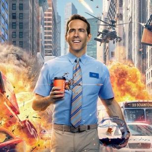 Free Guy Ryan Reynolds elokuva