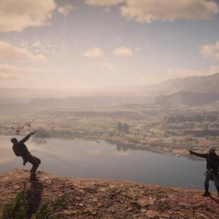 Red Dead Redemption 2 päällikkö Freeman