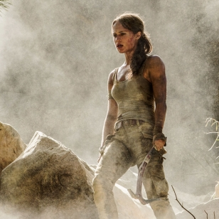 Tomb Raider Alicia Vikander