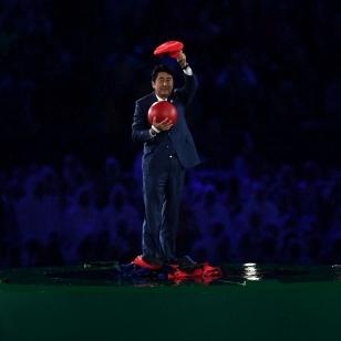Super Mario olympialaiset päätösseremonia Tokio