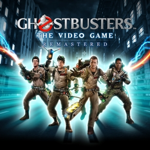 Ghostbusters The Video Game Remastered kansi