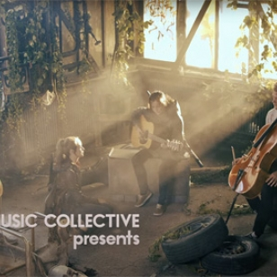 Game Music Collective TLOU2 musiikkivideo