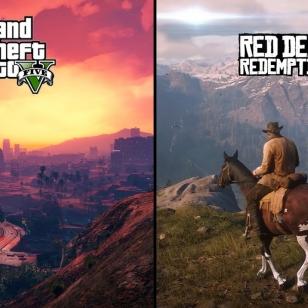 GTA Online + Red Dead Online