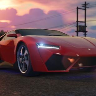 GTA V Online Auto