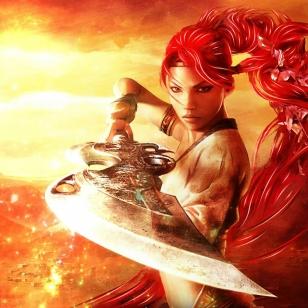 Nariko ja iso miekka