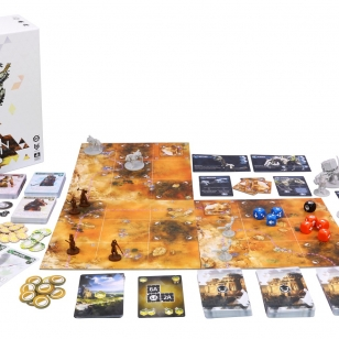 Horizon lautapeli boardgame