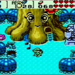Legend of Zelda: Oracle of Ages (GBC)