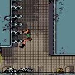 Tomb Raider: Curse of the Sword (GBC)